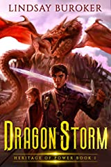 Dragon Storm (Heritage of Power Book 1) Kindle Edition