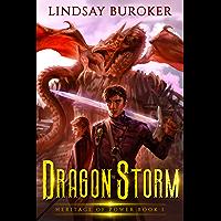 Dragon Storm (Heritage of Power Book 1) (English Edition)