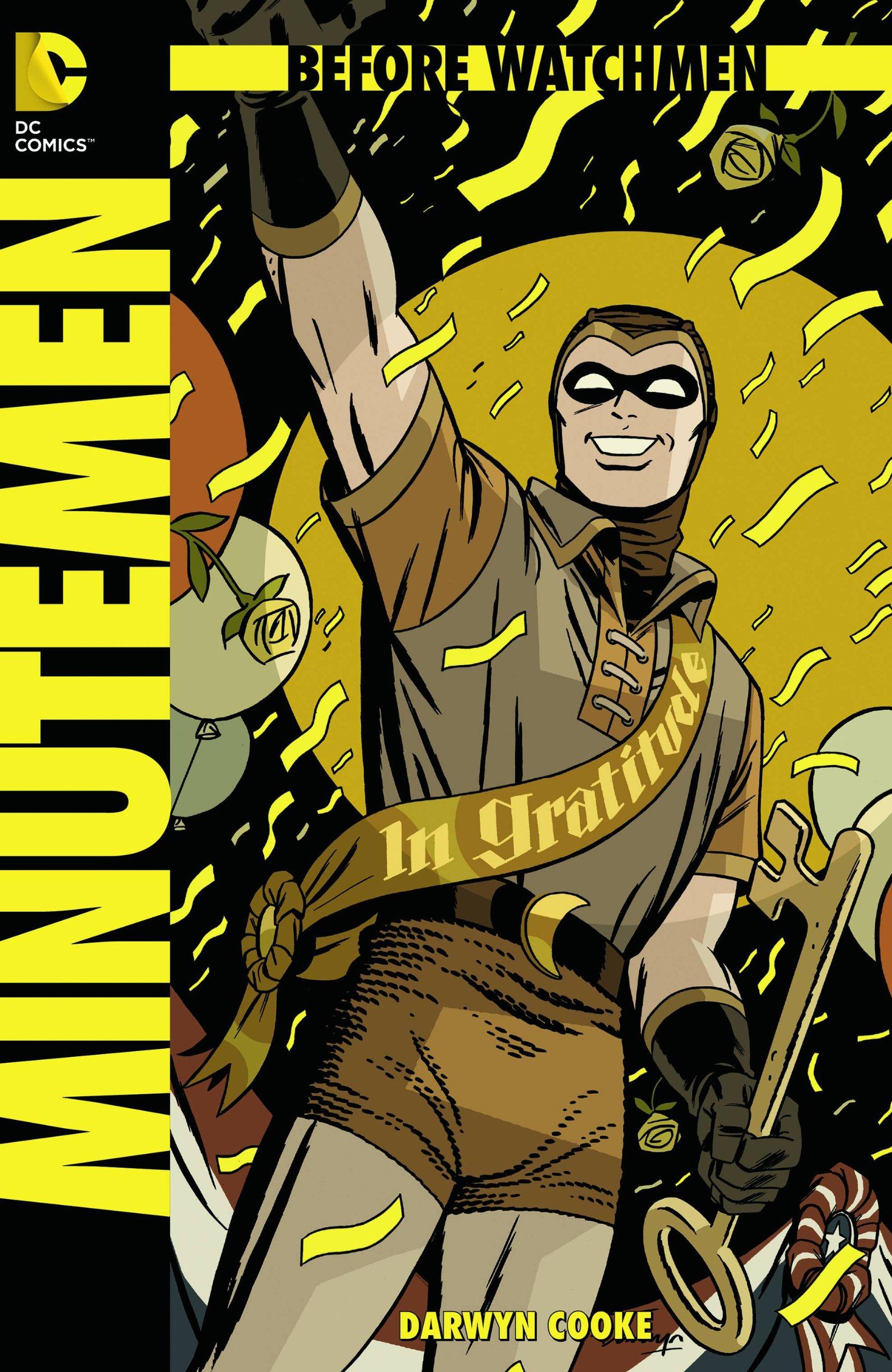 Minutemen, No. 1: Before Watchmen pdf epub