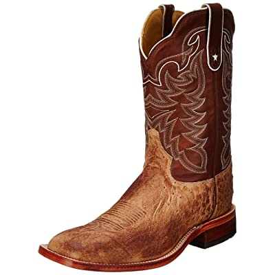 Tony Lama Men's Vintage Smooth Ostrich Western Boot | Western