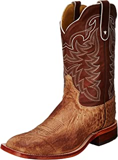 product image for Tony Lama Men's Vintage Smooth Ostrich Western Boot