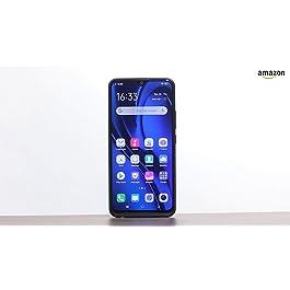 Vivo U10 (Electric Blue, 5000 mAH 18W Fast Charge Battery, 4GB RAM, 64GB Storage)