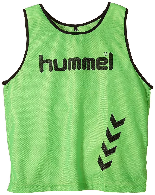 color verde ne/ón talla S Hummel Fundamental Training Camiseta de entrenamiento para ni/ños