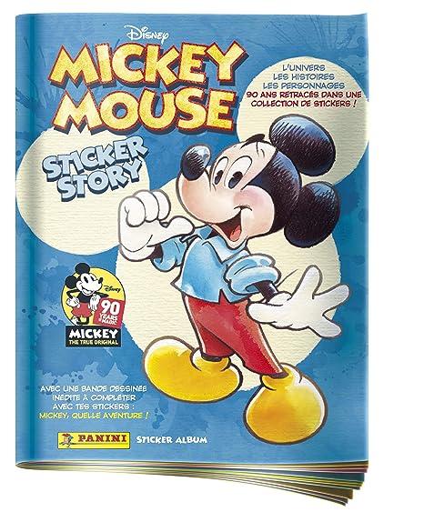 PANINI carte k9-Disney 90 ans Mickey