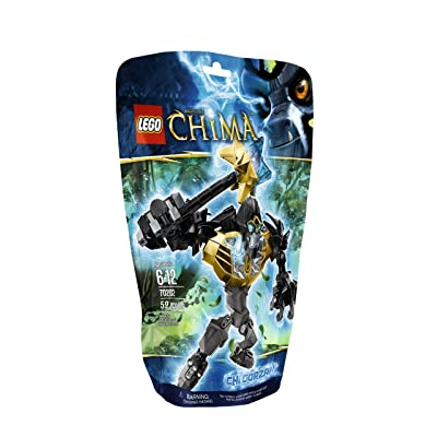 LEGO Chima 70202 CHI Gorzan: Toys & Games