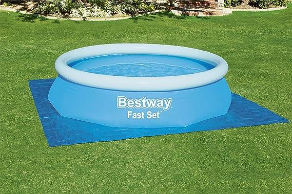 Bestway 58001 - Tapiz de Suelo 335x335 cm: Amazon.es: Deportes y ...