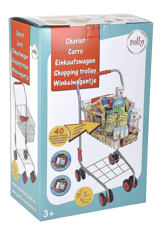 /Carro Cargado de 40/miniatura Polly 8811/ a Scanner