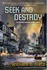 Seek and Destroy (America Rising Book 2) Kindle Edition