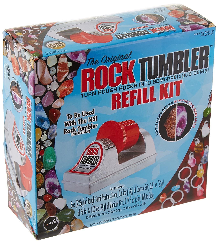 NSI Classic Crafts Rock Tumbler Classic Refill