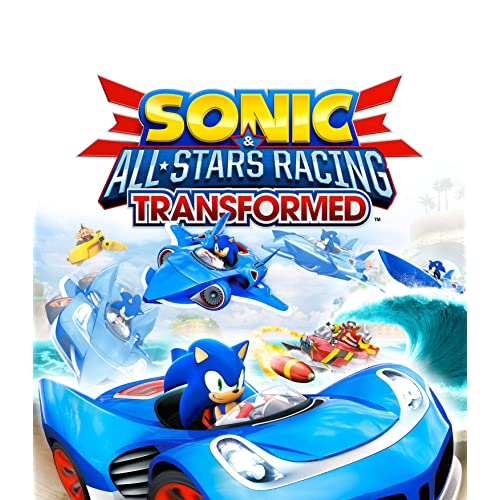 Sonic & All-Stars Racing Transformed [PC Code - Steam]