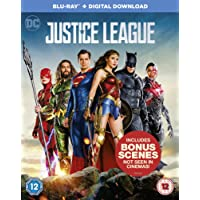 Justice League – [Blu-ray + Digital Download] [2017]