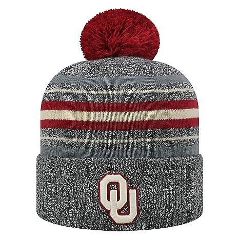 9f72460ca90 Amazon.com   Top of the World Oklahoma Sooners Official NCAA Cuffed ...