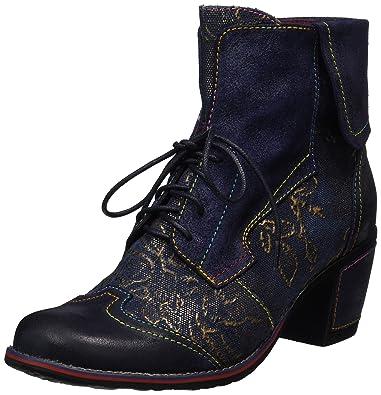 Laura Vita Damen Alessandra 15 Chelsea Boots, Rot (Rouge), 39 EU