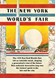 Map of the New York World's Fair 1939: How to Get There By Subway and Automobile (Old House Projects)