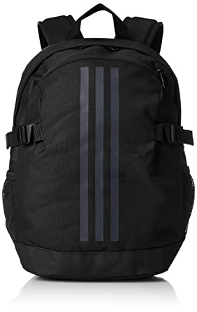 Adidas 3-Stripes Power Backpack Small (Small, Black Utility Black ... 15a681022e