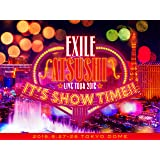 "EXILE ATSUSHI LIVE TOUR 2016 ""IT'S SHOW TIME!!""(3Blu-ray)(豪華盤)(スマプラ対応)"