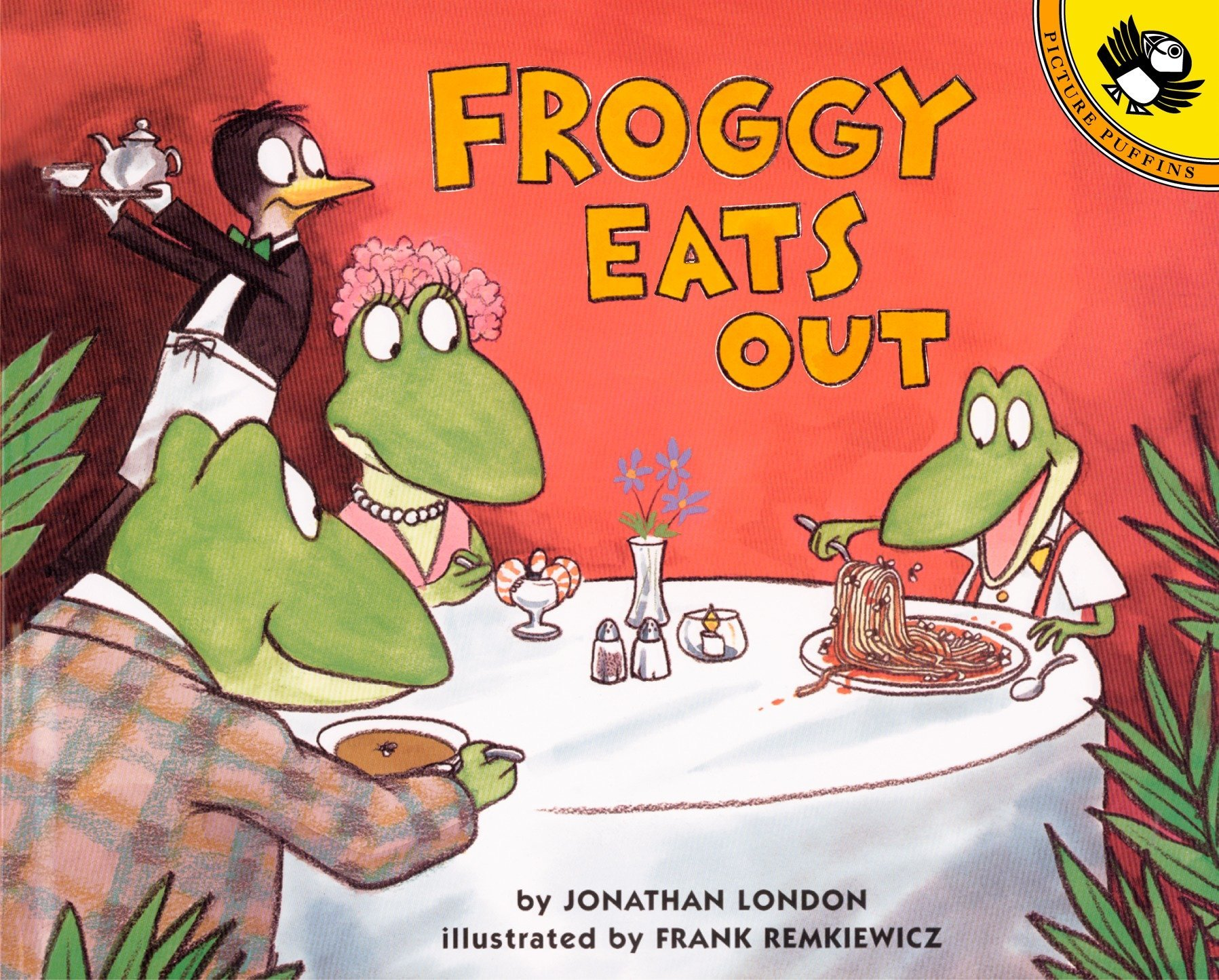 Read Online Froggy Eats Out ebook
