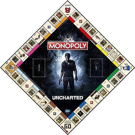 Assassins Creed Monopoly Board Game: Amazon.es: Winning, Moves: Libros en idiomas extranjeros