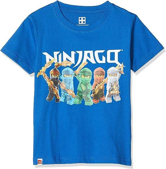 LEGO Cm Ninjago T-Shirt Bambino