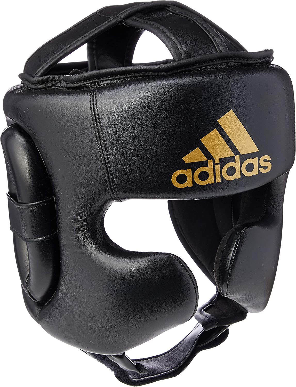 adidas Karate Head Guard Open Face Head Gear