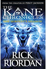 The Serpent's Shadow (The Kane Chronicles Book 3) Kindle Edition