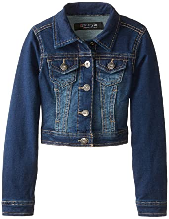 Amazon.com: Freestyle Revolution Big Girls' Mandy Knit Denim ...