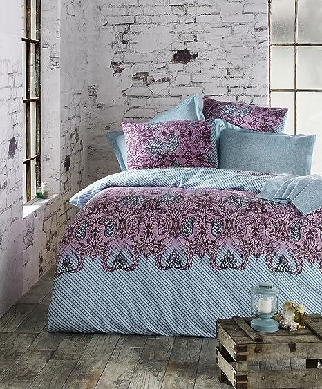 LaModaHome 3 Pcs Luxus Weiches Farbigen Schlafzimmer 50 ...