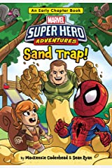 Marvel Super Hero Adventures: Sand Trap: An Early Chapter Book Kindle Edition