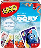 UNO Disney Pixar Finding Dory Card Game