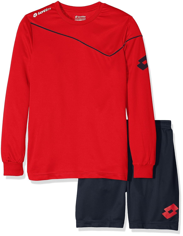 Lotto Boys Kit Long Sleeve Sigma Team Wear