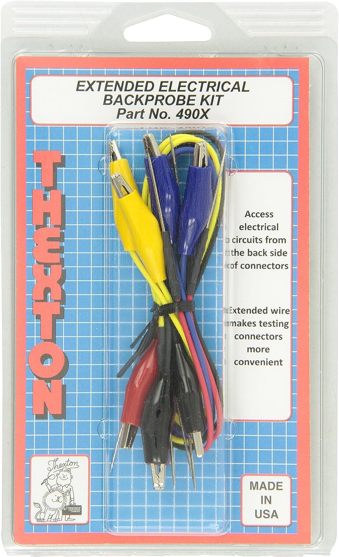 Thexton 490X Extended Back Probe Kit