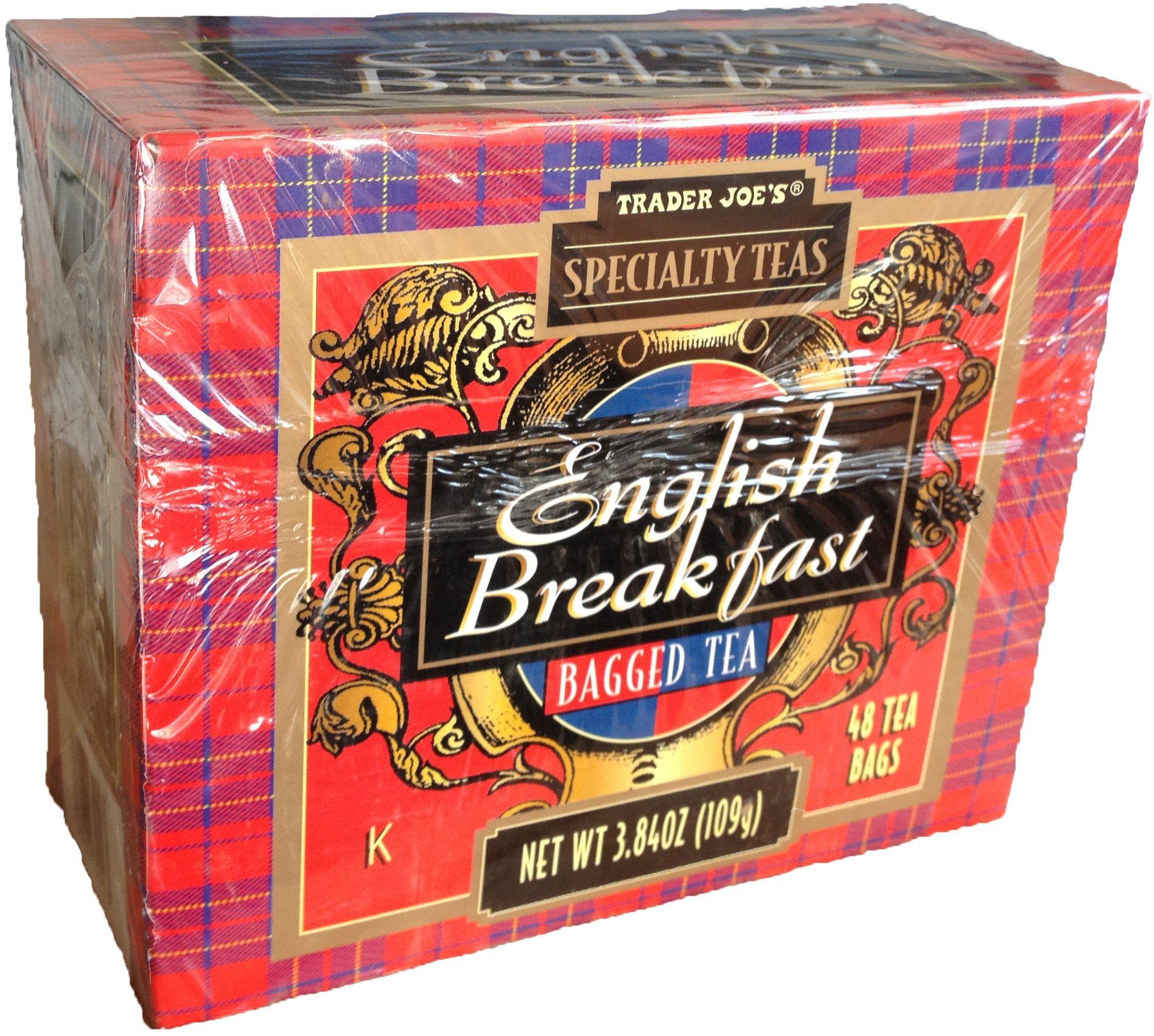 Amazon.com : Trader Joe's Specialty Teas Green Tea 48 Tea