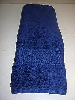 Lauren Ralph Lauren Greenwich Marine Blue Hand Towel