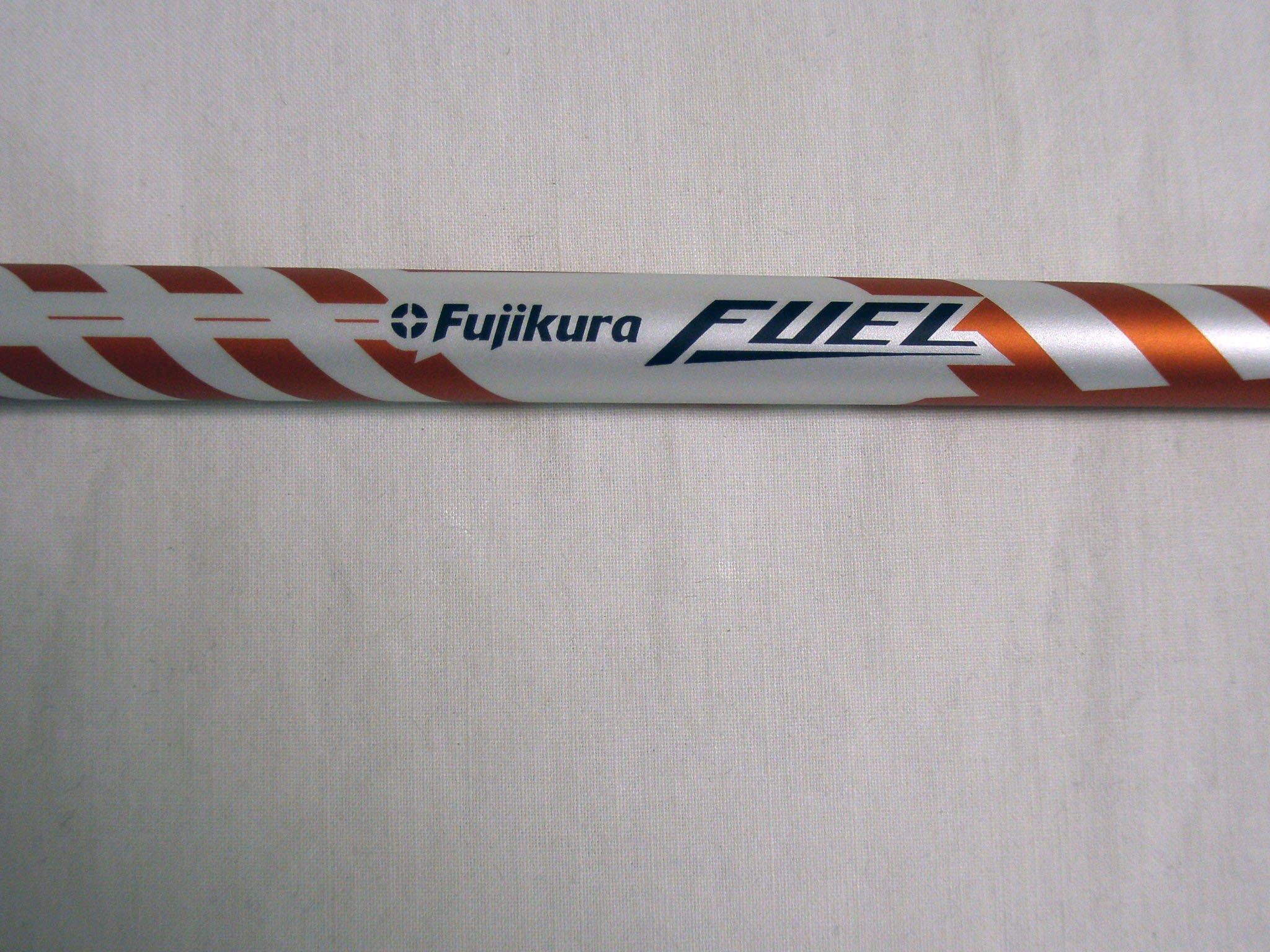Fujikura Fuel Fairway Wood Shaft (TOUR SPEC 60, STIFF, WHITE, .335'') Golf