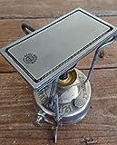 CAMPOOPARTS ソロキャンteppan 鉄板 ソロキャンプに最適携帯サイ