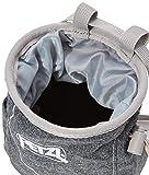 PETZL Saka Chalk Bag Gray One Size