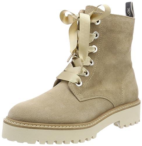MARC O´POLO BIKER Boots Stiefel Stiefeletten schwarz Gr. 8