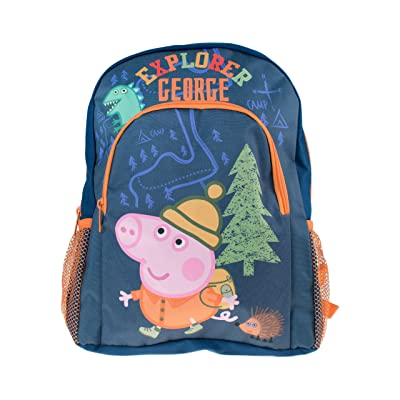 George The Pig Backpack