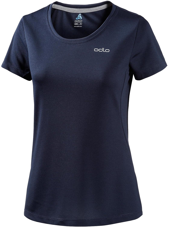 Odlo Damen T-Shirt Short Sleeve Crew Neck Maren
