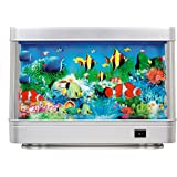 Amazon Com Aquarium Lamp With Fish Ocean In Motion
