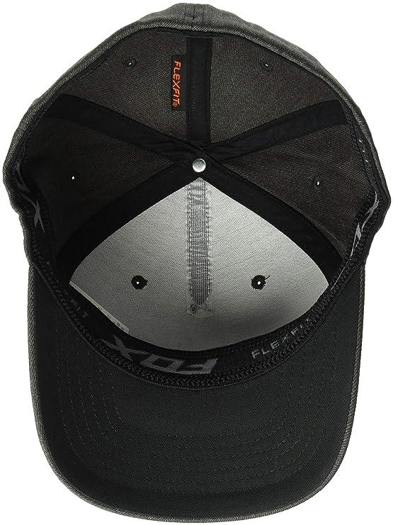 timeless design 989d4 ed75a Fox Racing Men s Number 2 Flexfit Hat  Amazon.co.uk  Clothing