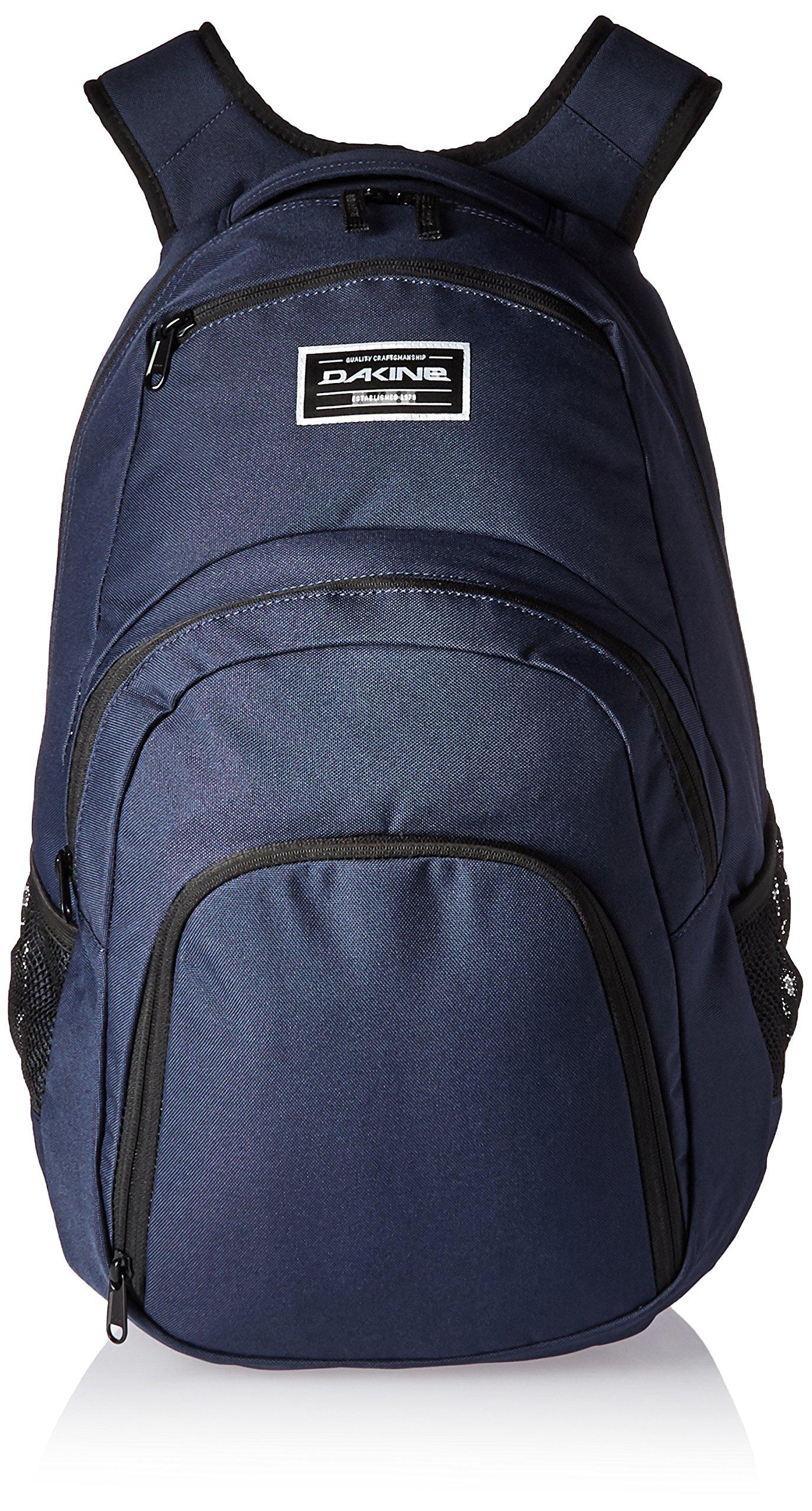 Dakine Campus 25L LIfestyle Backpack, One Size, Dark Navy