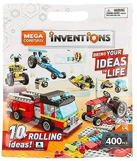 Mega Construx Inventions Wheels Building Set Fisher Price / Mattel Canada FWP29