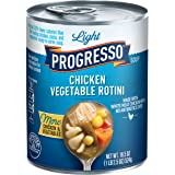Progresso Soups Light Chicken Vegetable Rotini Soup, 18.5 oz
