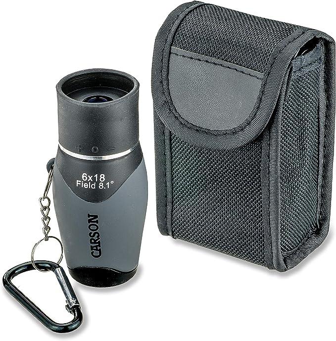 Best Monocular: Carson MM-618 6x18mm MiniMight Pocket Monocular