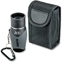 Carson 6x18 MiniMight Compact Monocular with Carabiner Clip