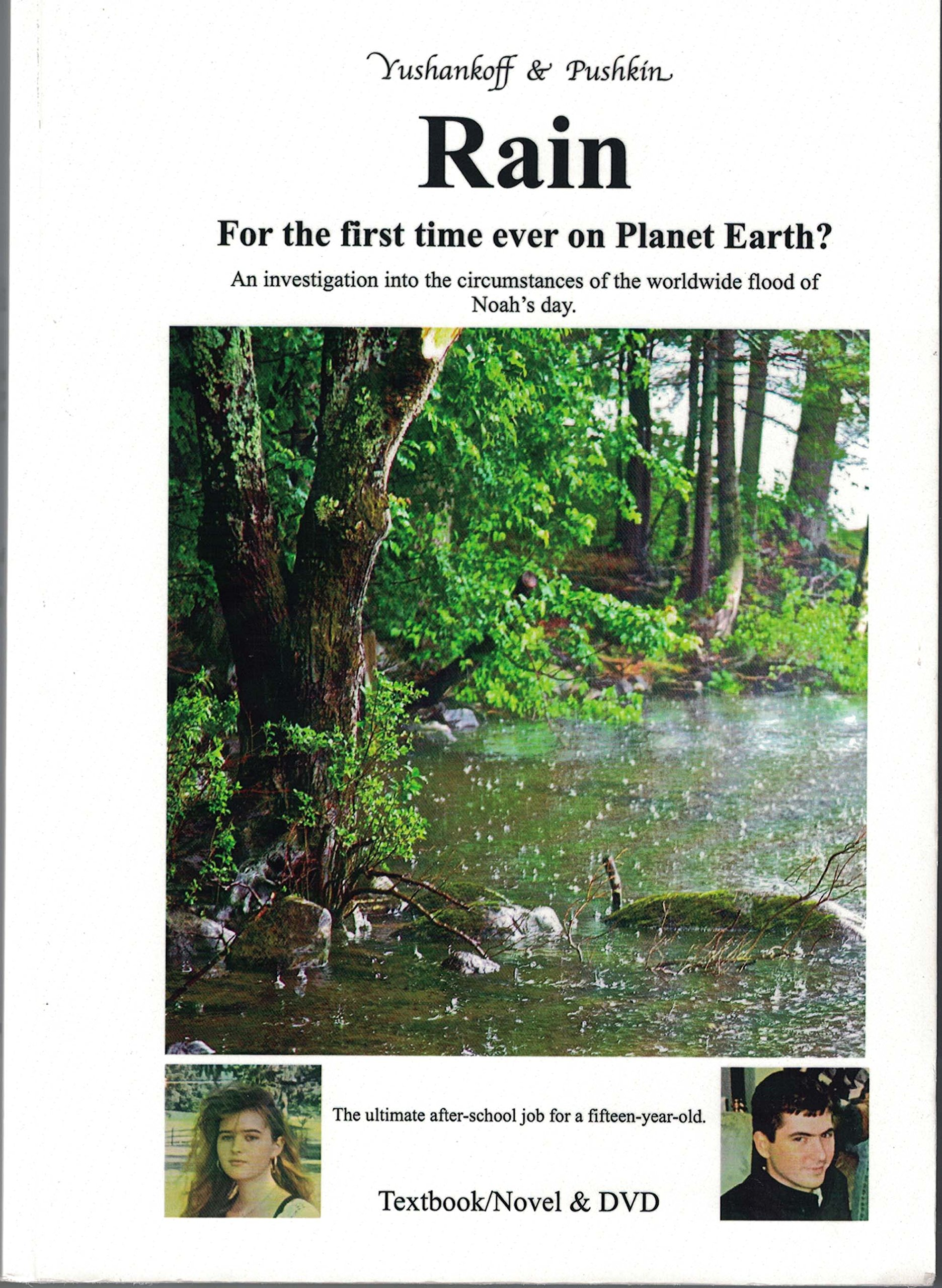 Rain: For the first time ever on Planet Earth? pdf