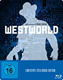 Westworld Steelbook (exklusiv bei Amazon.de) [Blu-ray] [Limited Edition]