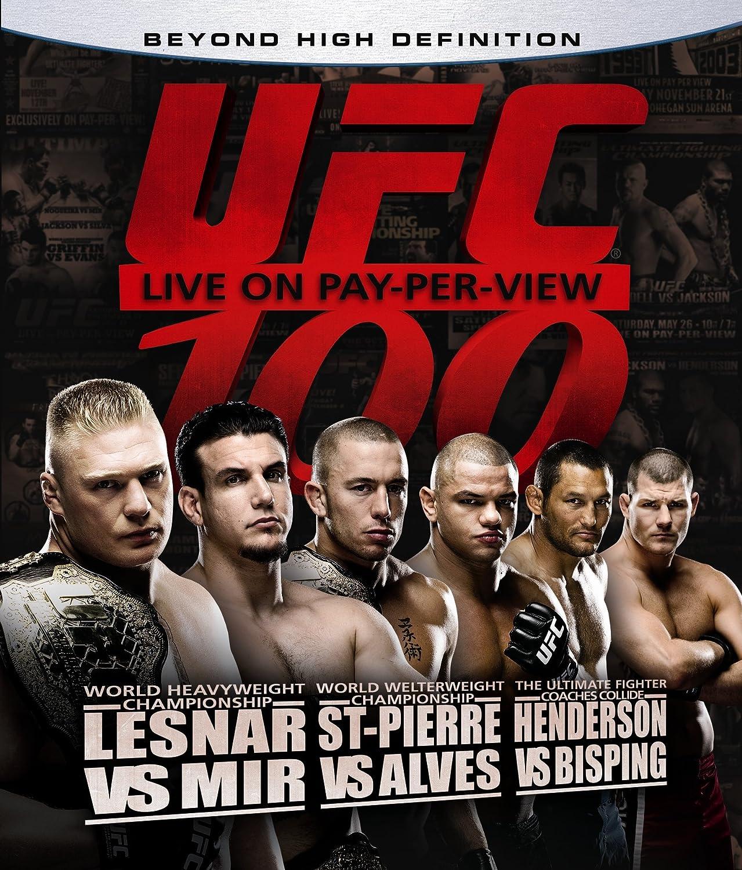UFC 100 Making History: Lesnar vs. Mir[Blu-ray]