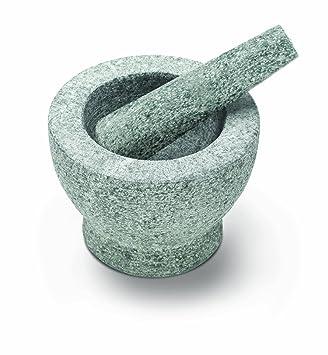 Granit mörser vor dem ersten gebrauch